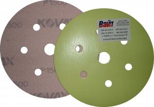 Купить Микроабразивный полировальный круг KOVAX YELLOW FILM SUPER TACK 152 mm, P1200 - Vait.ua