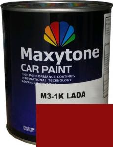 """Купить 110 Акриловая автоэмаль Maxytone 2К Acryl Autolack """"Рубин"""" в комплекте с отвердителем - Vait.ua"""