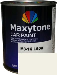 """Купить 201 Акриловая автоэмаль Maxytone 2К Acryl Autolack """"Белая"""" в комплекте с отвердителем - Vait.ua"""