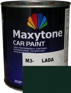 """Купить 307 Акриловая автоэмаль Maxytone 2К Acryl Autolack """"Зеленый сад"""" в комплекте с отвердителем - Vait.ua"""