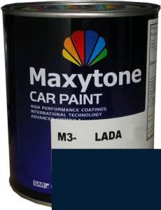 """Купить 456 Акриловая автоэмаль Maxytone 2К Acryl Autolack """"Темно-синяя"""" в комплекте с отвердителем - Vait.ua"""