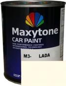 """OPEL 474 Акриловая автоэмаль Maxytone 2К Acryl Autolack """"Casablancaweiss"""" в комплекте с отвердителем"""
