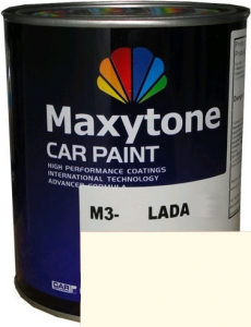 """Купить OPEL 474 Акриловая автоэмаль Maxytone 2К Acryl Autolack """"Casablancaweiss"""" в комплекте с отвердителем - Vait.ua"""