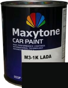 """Купить B26 Базовое покрытие """"металлик"""" Maxytone 1K- Basis Autolack """"Extra Black B26"""", 1л - Vait.ua"""
