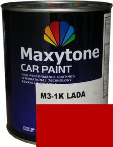 """Купить 118 Акриловая автоэмаль Maxytone 2К Acryl Autolack """"Кармен"""" в комплекте с отвердителем - Vait.ua"""