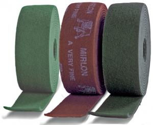 Купить Скотч-брайт в рулоне MIRKA MIRLON (зеленый) 114смx10м P320 - Vait.ua