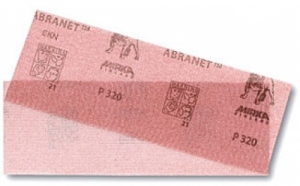 Купить Абразивная полоса на сетчатой основе Mirka Abranet 70мм х 420мм, P80 - Vait.ua