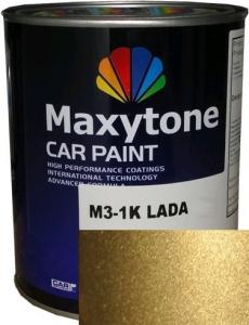 """Купить 62U Базовое покрытие """"металлик"""" Maxytone 1K- Basis Autolack """"Khaki Beige"""", 1л - Vait.ua"""