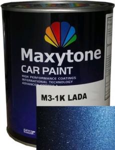 """Купить 22L Базовое покрытие """"металлик"""" Maxytone 1K- Basis Autolack """"Daewoo 22L Marine Blue mica"""", 1л - Vait.ua"""