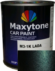 """Купить 363 Базовое покрытие """"металлик"""" Maxytone 1K- Basis Autolack """"Цунами"""", 1л - Vait.ua"""