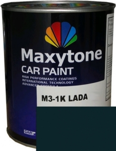 """Купить 377 Акриловая автоэмаль Maxytone 2К Acryl Autolack """"Мурена"""" в комплекте с отвердителем - Vait.ua"""
