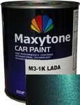 "385 Базовое покрытие ""металлик"" Maxytone 1K- Basis Autolack ""Изумруд"", 1л"