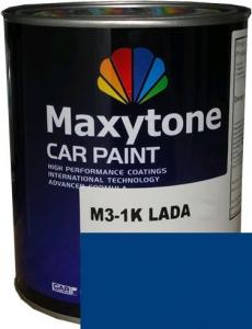 """Купить 400 Акриловая автоэмаль Maxytone 2К Acryl Autolack """"Босфор"""" в комплекте с отвердителем - Vait.ua"""