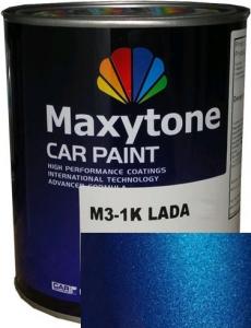 """Купить 412 Базовое покрытие """"металлик"""" Maxytone 1K- Basis Autolack """"Регата"""", 1л - Vait.ua"""