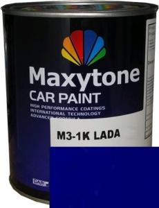 """Купить 449 Акриловая автоэмаль Maxytone 2К Acryl Autolack """"Океан"""" в комплекте с отвердителем - Vait.ua"""
