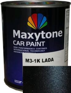 """Купить 482 Базовое покрытие """"металлик"""" Maxytone 1K- Basis Autolack """"Черника"""", 1л - Vait.ua"""