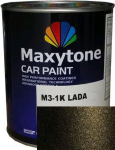 """Купить 602 Базовое покрытие """"металлик"""" Maxytone 1K- Basis Autolack """"Авантюрин"""", 1л - Vait.ua"""