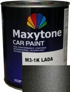"""Купить 626 Базовое покрытие """"металлик"""" Maxytone 1K- Basis Autolack """"Мокрый асфальт"""", 1л - Vait.ua"""