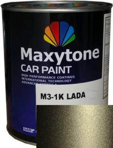 """Купить 630 Базовое покрытие """"металлик"""" Maxytone 1K- Basis Autolack """"Кварц"""", 1л - Vait.ua"""
