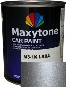 """Купить 640 Базовое покрытие """"металлик"""" Maxytone 1K- Basis Autolack """"Серебристая"""", 1л - Vait.ua"""