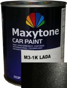 """Купить Daewoo 87U Базовое покрытие """"металлик"""" Maxytone 1K- Basis Autolack """"Pearl black"""", 1л - Vait.ua"""