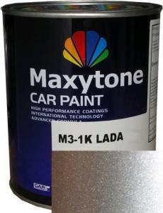 """Купить Daewoo 92U Базовое покрытие """"металлик"""" Maxytone 1K- Basis Autolack """"Poly silver"""" 1л - Vait.ua"""