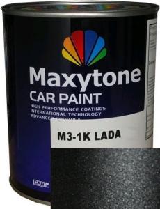 """Купить Mercedes 199 Базовое покрытие """"металлик"""" Maxytone 1K- Basis Autolack """"Blauschwarz"""" 1л - Vait.ua"""