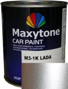 """Купить Opel 157 Базовое покрытие """"металлик"""" Maxytone 1K- Basis Autolack """"Silber met"""" 1л - Vait.ua"""