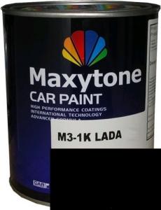 """Купить Toyota 202 Базовое покрытие """"металлик"""" Maxytone 1K- Basis Autolack """"Toyota 202 Black"""", 1л - Vait.ua"""