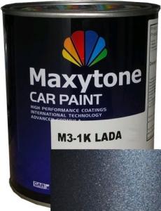 """Купить Mercedes 189 Базовое покрытие """"металлик"""" Maxytone 1K- Basis Autolack """"Smaragschwarz"""" 1л - Vait.ua"""