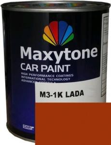 """Купить 1025 Акриловая автоэмаль Maxytone 2К Acryl Autolack """"Оранжевая"""" в комплекте с отвердителем - Vait.ua"""