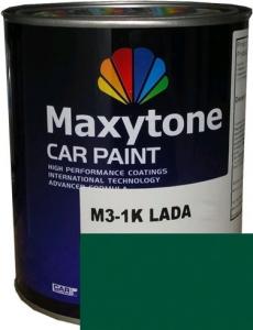 """Купить 394 Акриловая автоэмаль Maxytone 2К Acryl Autolack """"Темно-зеленая"""" в комплекте с отвердителем - Vait.ua"""