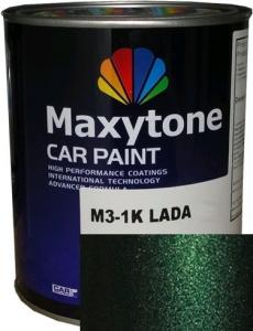 """Купить 42U Базовое покрытие """"металлик"""" Maxytone 1K- Basis Autolack """"DAEWOO 42U DeepBluishGreen Met"""", 1л - Vait.ua"""
