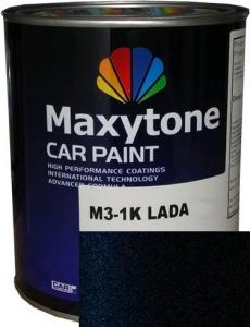 """Купить HONDA B92P Базовое покрытие """"металлик"""" Maxytone 1K- Basis Autolack """"Nighthawk Black"""", 1л - Vait.ua"""