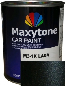 """Купить VW LC9Z Базовое покрытие """"металлик"""" Maxytone 1K- Basis Autolack """"BlackMagic"""", 1л - Vait.ua"""