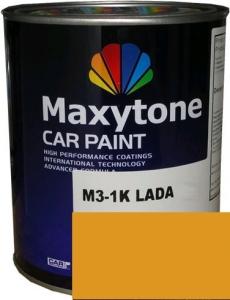 """Купить RAL 1006 Акриловая автоэмаль Maxytone 2К Acryl Autolack """"Кукурузно-желтый"""" в комплекте с отвердителем - Vait.ua"""
