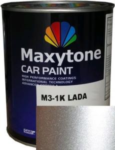 """Купить Skoda 9102 Базовое покрытие """"металлик"""" Maxytone 1K- Basis Autolack """"Diamantsilber met"""", 1л - Vait.ua"""