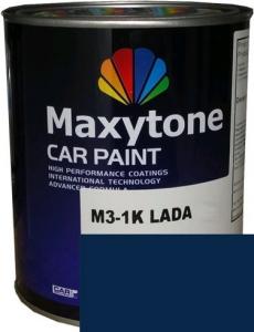"""Купить VW LL5M Акриловая автоэмаль Maxytone 2К Acryl Autolack """"Indienblau"""" в комплекте с отвердителем - Vait.ua"""