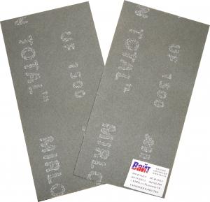 Купить Скотч-брайт MIRKA MIRLON TOTAL (серый UF) 115x230 P1500 - Vait.ua