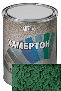 Купить Эмаль с молотковым эффектом MIXON ХАМЕРТОН - 320 (3,0л) - Vait.ua