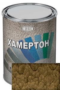 Купить Эмаль с молотковым эффектом MIXON ХАМЕРТОН - 435 (3,0л) - Vait.ua