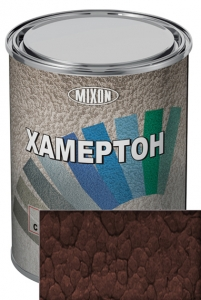 Купить Эмаль с молотковым эффектом MIXON ХАМЕРТОН - 502 (0,75л) - Vait.ua
