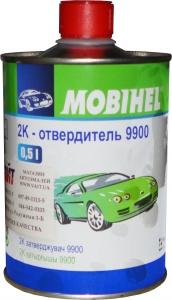 Купить Отвердитель 9900 для акриловых красок Mobihel, 0,5л - Vait.ua