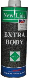 Купить Антигравийное текстурное покрытие Motogama Extra Body HS 970 1л, черное - Vait.ua