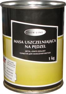 Купить Герметик кистевой шовный полиуретановый Motogama, 1кг - Vait.ua