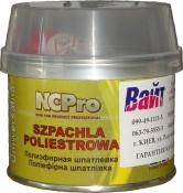 Шпатлевка универсальная полиэфирная UNI NCPro, 0,21кг