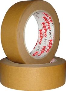 Купить Лента малярная маскирующая (коричневая) NCP 110°C, 36мм х 50м - Vait.ua