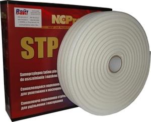 Купить Самоклеящаяся поролоновая лента для уплотнения и маскировки NCPro, d13 мм, 5м (упаковка 4 шт. х 5м) - Vait.ua