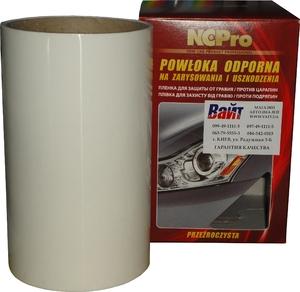 Купить Пленка для защиты от гравия/против царапин (прозрачная) NCPro, 150 мм х 2,0 м - Vait.ua