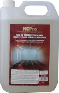 Купить NCPro 05950 Защитная жидкость для покрасочных камер, 5л - Vait.ua
